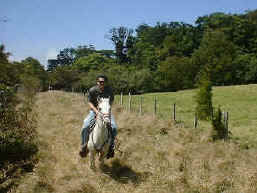 Monteverde Costa Rica Horseback Riding Vacation